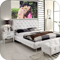 Bedroom And Honeymoon Photo Frame photo editor icon
