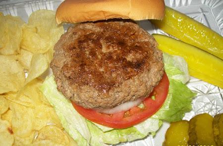 Creole Burgers Recipe