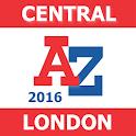 London Super Scale A-Z Map icon