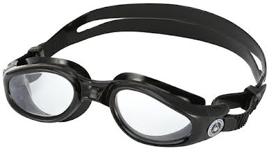 Aqua Sphere Kaiman Goggles - Black with Clear Lens alternate image 3