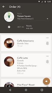 Starbucks- screenshot thumbnail