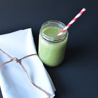 Green Keen Smoothie.