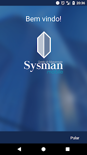 Sysman Mobile - náhled