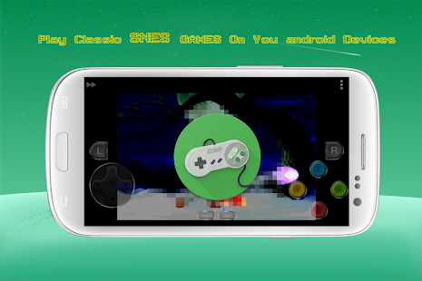 Game Emulator for SNES Free (? Play Retro Games ? ) APK for Windows Phone