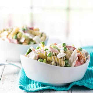 Classic Seafood Pasta Salad Recipe