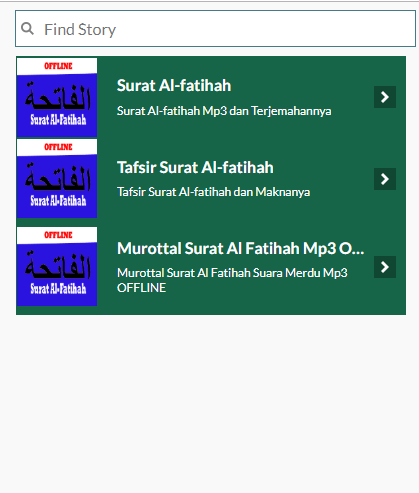 Download Al Fatihah Offline 2019 Apk Latest Version App By
