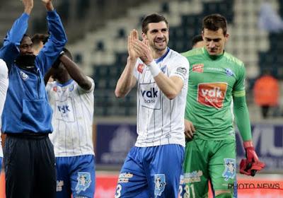Exodus in de Ghelamco Arena: AA Gent verliest na Saief en Milicevic ook nog defensieve sterkhouder