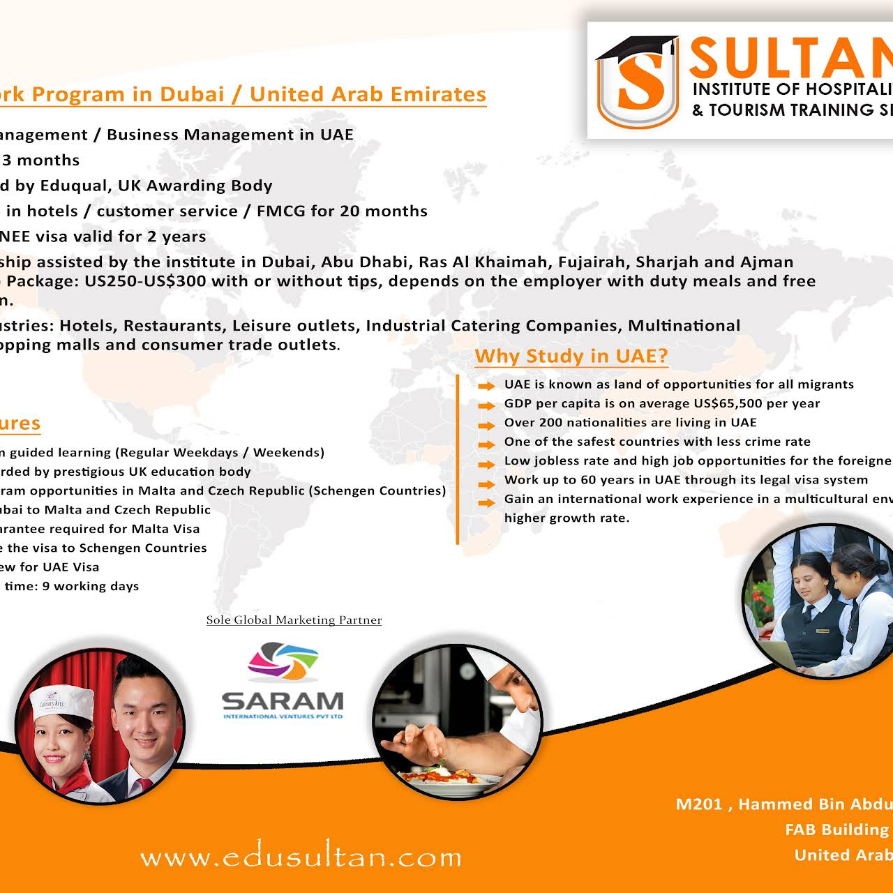 Sultan Institute of Hospitality and Tourism Training