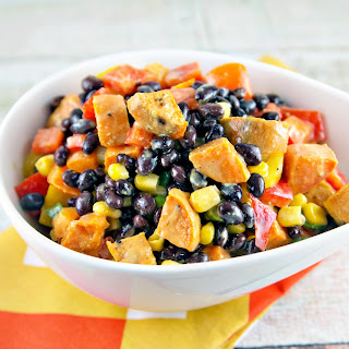 Sweet Potato Black Bean Salad.