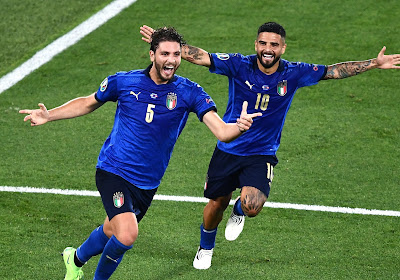 Les folles séries de l'Italie