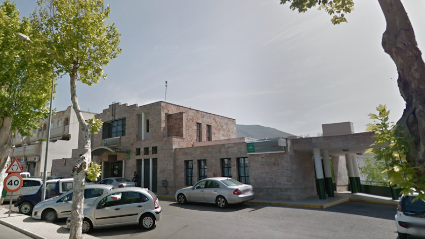 Centro de salud de Berja, donde se produjo la última agresión