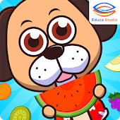 Marbel Fav Fruits - Kids Games