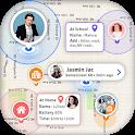 My Family Locator - Phone GPS Family Tracker icon