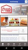 Screenshot of Break Time Convenience Stores