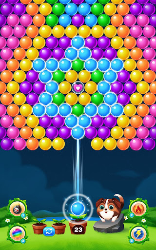 Bubble Shooter Balls apktram screenshots 21