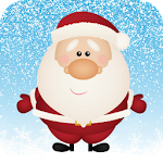Talking Santa Claus 3D Icon