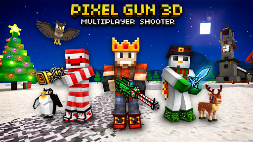 Pixel Gun 3D (Pocket Edition) for PC