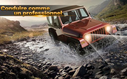 Jeu de conduite 4x4 Jeep Simulation Offroad Cruisr  captures d'écran 2