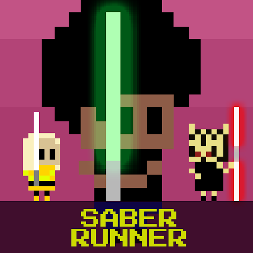 Saber Runner - Light saber wars for the last star  captures d'écran 1