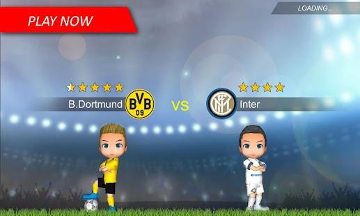 Soccer games for mobile phones