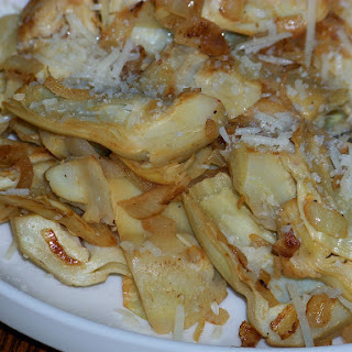 Artichoke Hearts Side Dish Recipes.