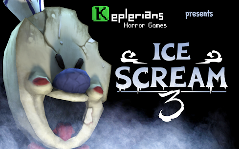 Ice Scream 3 Mod Apk Latest (Mod Menu + Full Unlocked) 1