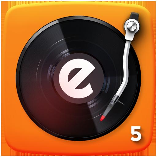 edjing 5:DJ音樂混音器控制台 音樂 App LOGO-硬是要APP