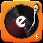 edjing5 Música Mezclador de DJ icon