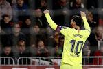 ? Barça verpulvert Levante met forfaitcijfers, geniale Messi is verantwoordelijk voor alle vijf goals