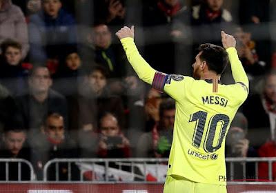 Malgré le doublé de Messi, le Barça est accroché et encaisse un but venu d'ailleurs ! (Vidéo)