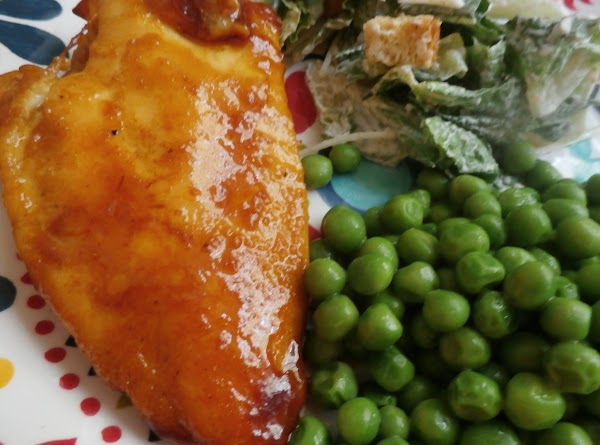 Bake in a preheated 375 oven 1 hour or until chicken is tender and...