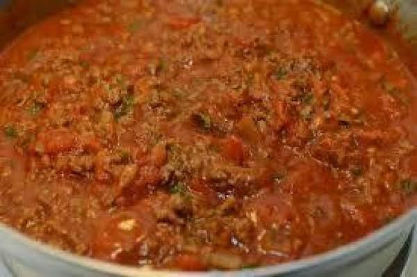 Bollocknaked Sauce Recipe