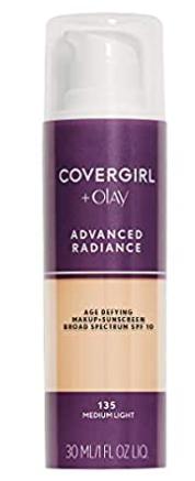 covergirl olay foundation drugstore makeup starter kit