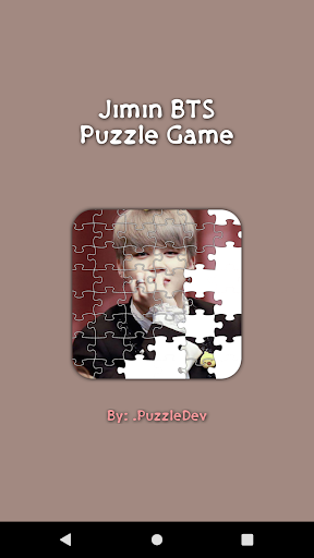 Jimin BTS Game Puzzle And Wallpapers HD 1.3 screenshots 1