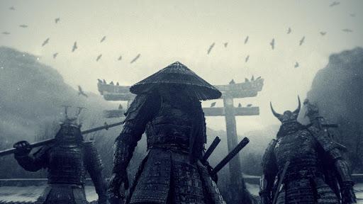 玩免費個人化APP|下載Samurai Live Wallpaper app不用錢|硬是要APP