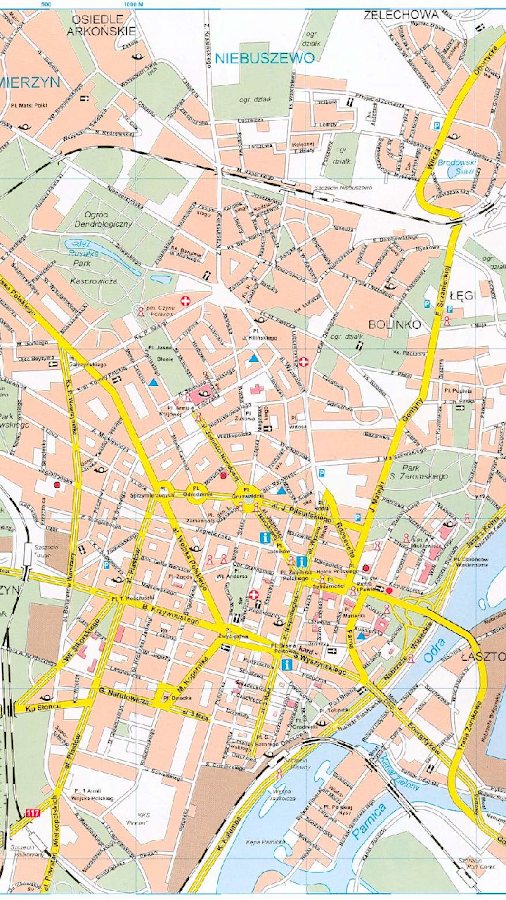 Szczecin Tourist Map Android Apps on Google Play