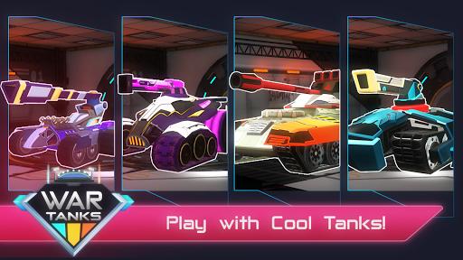 玩免費動作APP|下載War Tanks - Multiplayer game app不用錢|硬是要APP