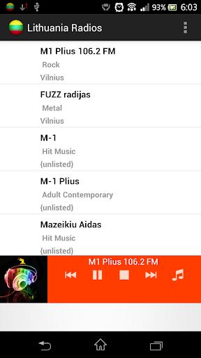 Lithuania Radios