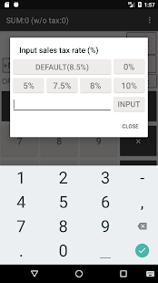 Discount & Sales Tax Calculator - náhled