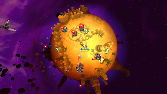 Battle Planet Screenshot