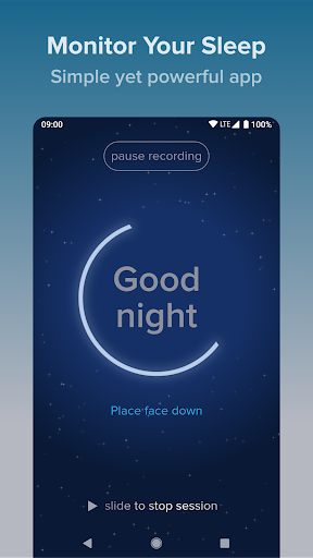 SnoreLab : Record Your Snoring 2.3.7 screenshots 2