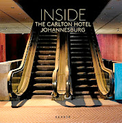 'Inside the Carlton Hotel Johannesburg'.