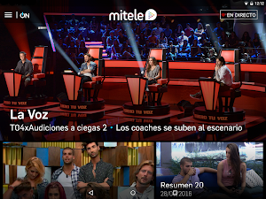 Mitele - Mediaset Spain VOD TV v3.4.5