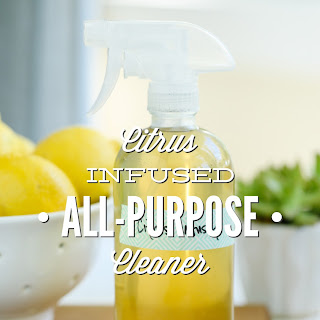 Citrus-Infused All-Purpose Cleaner.