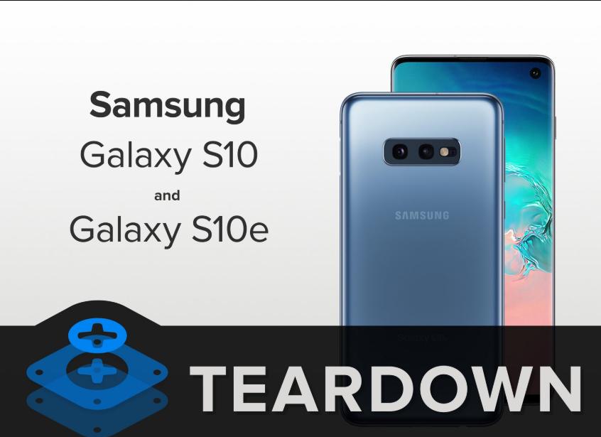 Sửa lỗi đèn flash Samsung Galaxy S10, S10 Plus chính hãng