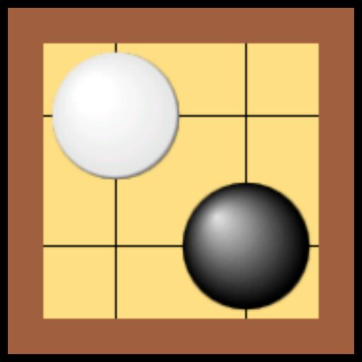 ミニ碁オンライン(囲碁) 棋類遊戲 App LOGO-硬是要APP