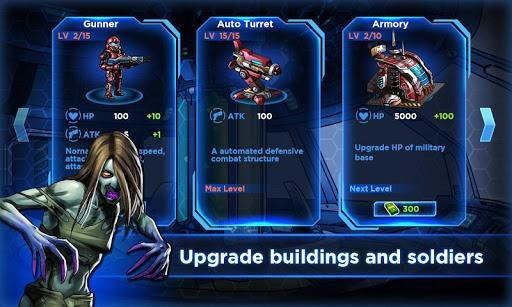 Robot Vs Zombies Game 102.0.20180423 screenshots 26