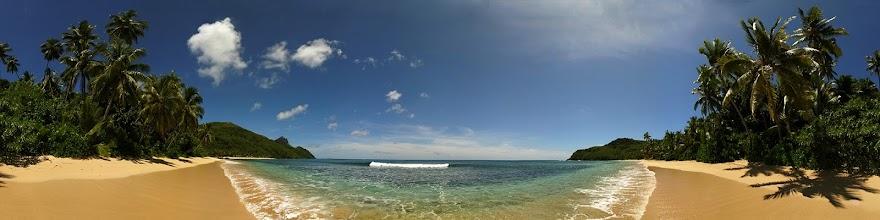 Photo: Fiji, Yasawas, Waya Island