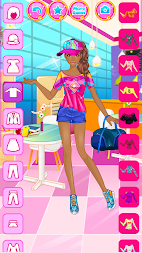 High School Dress Up For Girls APK screenshot thumbnail 11