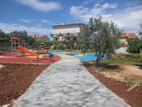 Photo: Novo dječje igralište u Kašćunima